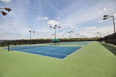 Americana Development Zachary Louisiana Photos, Tennis Courts