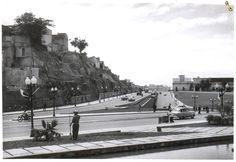 Roca Tarpeya - final Avenida Fuerzas Armadas