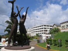 Arnold Kelly - Circle of Knowledge, Northern Caribbean University Stress Pictures, Greater Antilles, Nation State, Caribbean Sea, Great Britain, Jamaica, Statue Of Liberty, University, Knowledge