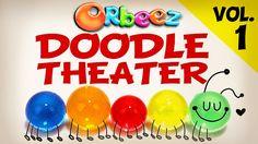 Orbeez Fun Doodle Theater - Volume 01 | Official Orbeez