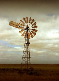 Catch the Wind Art Print by Holly Kempe. All prints are professionally printed, packaged, and shipped within 3 - 4 business days. Old Windmills, Windmill Art, Farm Art, Old Tractors, Country Paintings, Thing 1, Water Tower, Le Moulin, Landscape Photos