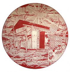 wood block artist kenichi yokono