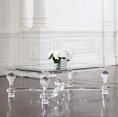 Awesome Custom Design Acrylic Table Legs New Model Bedroom Furniture Office Table  AFK 057 | Acrylic Furniture | Pinterest | Models, Office Table And Acrylics