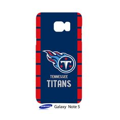 Tennessee Titans Samsung Galaxy Note 5 Case Cover Wrap Around
