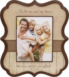 as for me and my house we will photo frame buy from american christian gift www
