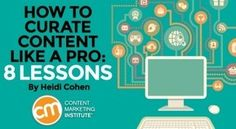 How To Curate Content Like A Pro: 8 Lessons (Examples Included)