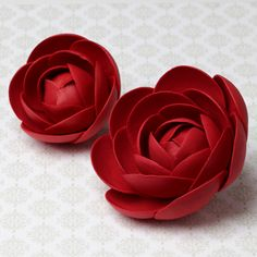Glam Roses - Red