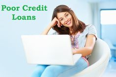 #PoorCreditLoans are right option for low creditors to fetch speedy cash without face any hurdle and delay. With the assistance of these monetary services you can borrow swift money to deal with your unplanned bills within due time. www.moneyintime.com.au