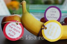 fun lunch ideas and a good way to organize packing lunches