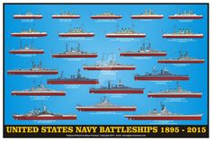 The following images (updated) are created by Steve Freeman  (sfreeman421 for deviantart ) and depict all the  classes of battleships, des...
