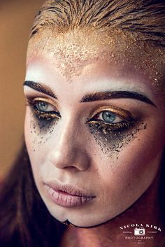 Make Up Is An Art - karlapowellmua: Professional Behind the Scene...