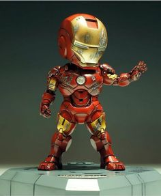 Mini Homem de Ferro