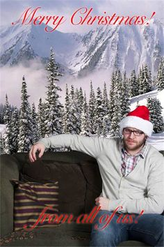 Here are 33 of the most awkward family Christmas cards you will ever see.