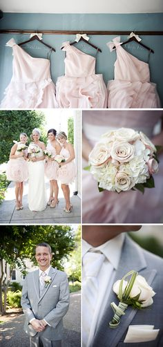 Today on the blog-- pretty in PINK! {Cynthia Michelle Photography}