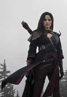Arrow 3x09 The Climb - Nyssa al Ghul