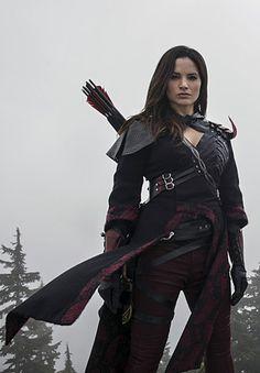 Arrow 3x09 The Climb - Nyssa al Ghul