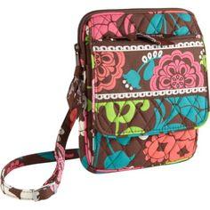 Vera Bradley Mini Hipster (Lola) $50.00 #VeraBradley #Handbags