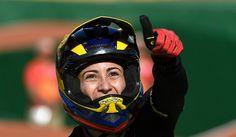 Mariana Pajón se queda con la tercera válida de la Copa de Francia La bicicrosista logró un puntaje perfecto y consiguió así su tercer título del año.