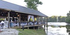 The Carolyn Baldwin Lake Pavilion