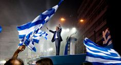 Read the following article paper on Greece election.