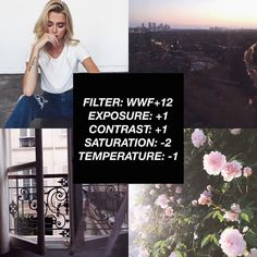 VSCOCAM Filter: WWF+12|Exposure: +1|Contrast: +1|Saturation: -2|Temperature: -1 - New filter, go grab it before it gone(limited time till 24April2016)!This filter is good for feed. Works on almost everything. Get this filter for free with the link on my bio! Tutorial on @filtertexture #vsco#vscocam#vscofilter
