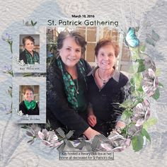 St Patrick Gathering by Linda Holden. Kit and template by Graphic Creations: Just Watercolor http://scrapbird.com/designers-c-73/d-j-c-73_515/graphic-creations-c-73_515_556/just-watercolor-by-graphic-creations-p-16991.html AND Art Template http://scrapbird.com/designers-c-73/d-j-c-73_515/graphic-creations-c-73_515_556/art-template-vol2-by-graphic-creations-p-16829.html