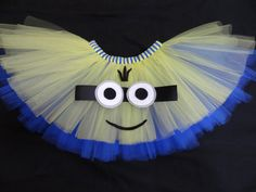 Hey, I found this really awesome Etsy listing at http://www.etsy.com/listing/159463539/despicable-me-inspired-minion-tutu