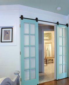 9 Signs Barn Doors Actually Belong Inside | TheNest.com