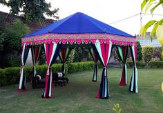Indian Tents by Sangeeta International: Indian Pavilions and Grand Pavilions