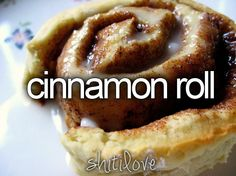 mmmm when they`re warm and covered in icing (: