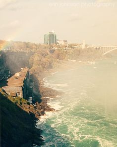View from Horseshoe Falls #canada #niagara falls $20