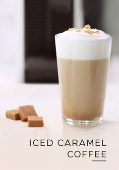 With ingredients like Ristretto Grand Cru, caramel ice cream, vanilla, and brown sugar, you're sure to love this classic Iced Caramel Coffee recipe from Nespresso. Satisfy your sweet tooth with this deliciously rich coffee beverage. Click here to get the full recipe and make your next Nespresso moment a sweet one.