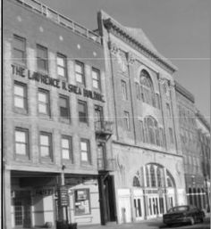 Capital Theater on Bank St. Once Aborn Hall.
