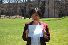 Annie Wang, Wellesley College '14      Arts Education  #art #education #creative #learning