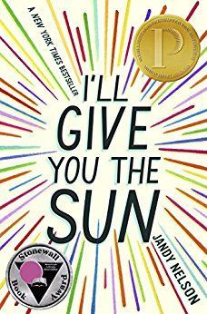 18 YA books to read next, including I'll Give You the Sun by Jandy Nelson. This list has great ideas for books for teens!