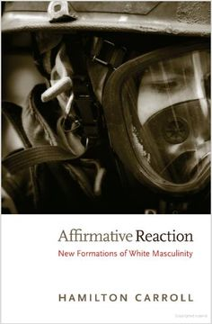 Affirmative Reaction explores the cultural politics of heteronormative white masculine privilege in the United States. Through close readings of texts ranging from the popular television drama 24 to the Marvel Comics miniseries The Call of Duty, and from the reality show American Chopper to the movie Million Dollar Baby
