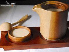 salsa de ron ( para postres )