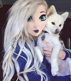Stella Frost ❄ ( Daughter Of Jelsa ) Oh I could totally see this happening! Emo Disney, Arte Disney, Disney Girls, Disney Frozen, Disney Art, Disney Princess Drawings, Disney Princess Art, Disney Princess Pictures, Disney Drawings