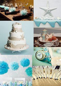 Beach Themed Wedding Ideas