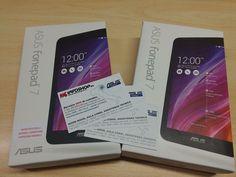 € 159,00! FE170CG-1B047A FonePad:Tablet e TELEFONO! WiFi + 3G, Android 4.3 Jelly Bean, Ram 1Gb + 8Gb Storage espandibile a +64Gb - www.infoshopsrl.it