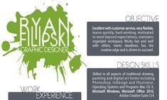10 Graphic Design Resume Tips