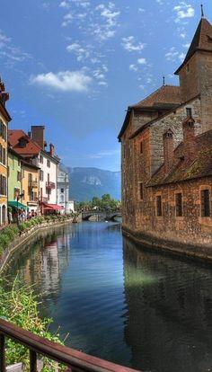 Annecy, Haute-Savoie | FRANCE