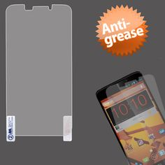 MYBAT Screen Protector for ZTE Max - Anti-grease