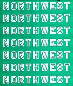 I am mad but north by northwest.when the wind is southerly I know a hawk from a handsaw. Draplin Design, Ace Of Base, Design Art, Web Design, North By Northwest, Happy Heart, Vintage Ephemera, North West, Logo Branding