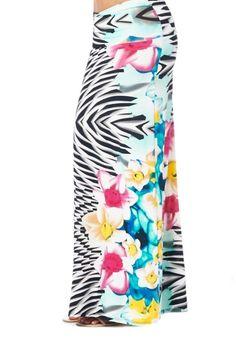 Aloha Maxi Skirt - Mya Addisyn, LLC I Boutique Clothing & Accessories  - www.MyaAddisyn.com