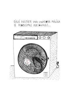 lavadora Sara Fratini