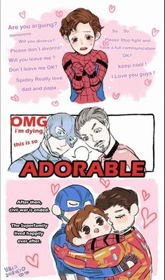 Just same superfamily pics and Avengers/Marvel pics! Might even have … # Fanfiction # amreading # books # wattpad Just same superfamily pics and Avengers/Marvel pics! Might even have some stuff about the actors. Main Ships are probab. Marvel Jokes, Marvel Dc Comics, Funny Marvel Memes, Dc Memes, Avengers Memes, Marvel Art, Marvel Heroes, Spideypool, Superfamily Avengers