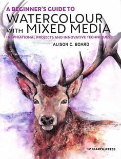 This book introduces the reader to the range of media that is available, explains briefly and clearly how to use the materials and provides six step-by-step projects and inspiring finished paintings to encourage the reader to take a definitive leap into the exciting world of mixed media art. Author Alison Board covers a multitude of topics in her work, and this book features projects on the subjects of flora, animal portraits, dancers in motion, cities and cityscapes, and landscapes.
