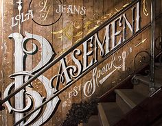 "Check out this @Behance project: ""Lola Jeans Basement Speak Mural"" https://www.behance.net/gallery/24432447/Lola-Jeans-Basement-Speak-Mural"