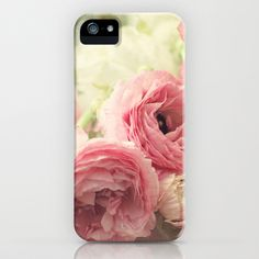 the first bouquet iPhone Case by Sylvia Cook Photography - $35.00